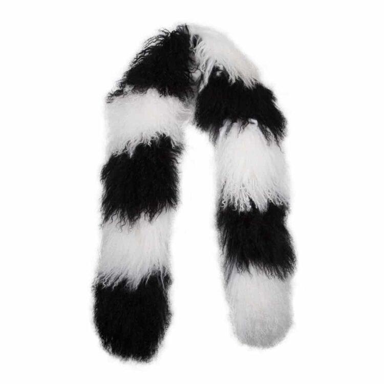 black-white-striped-mongo-scarf