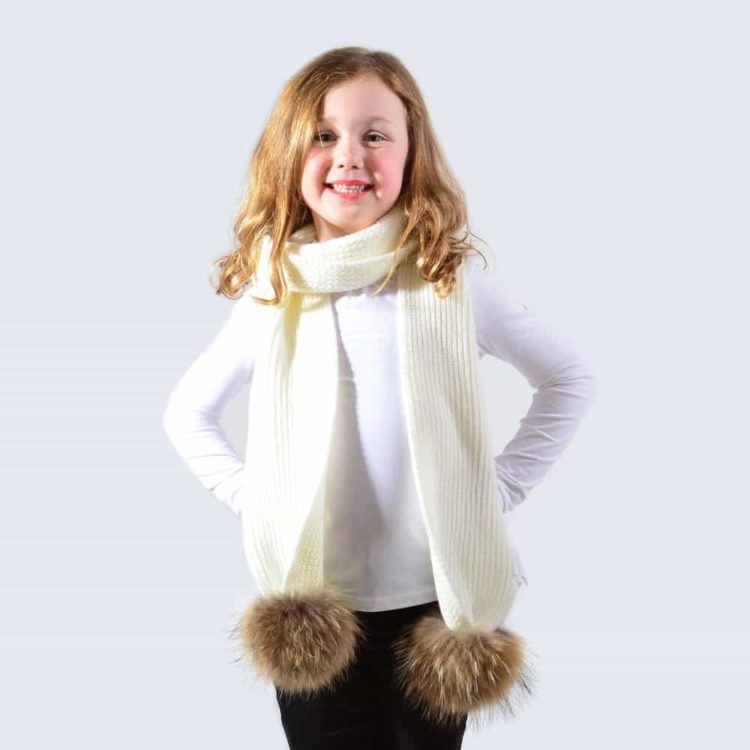 kids-scarf_ivory_real_brown