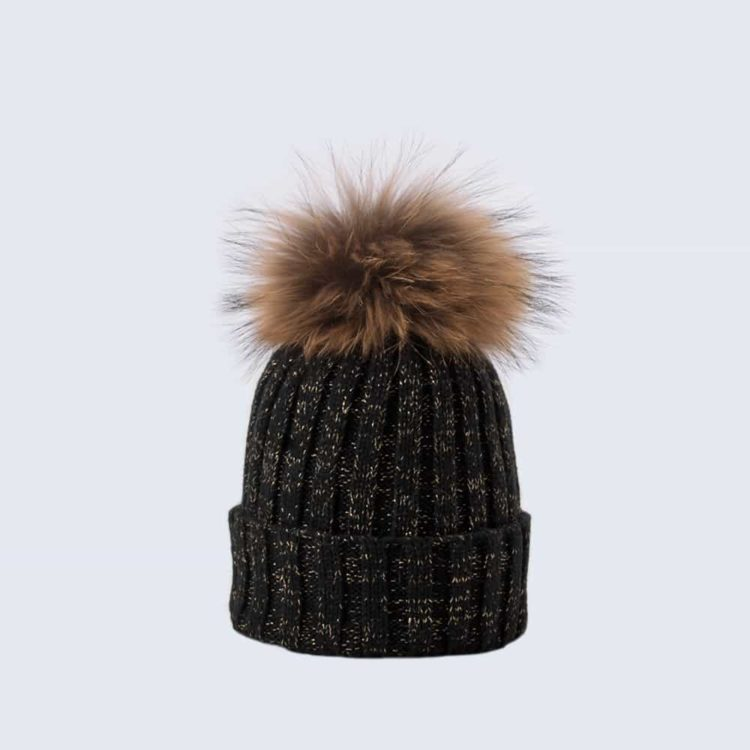 black with gold_glitter_Hat_real