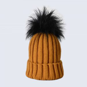 02a66c070 Faux Fur Pom Pom Hats » Amelia Jane London