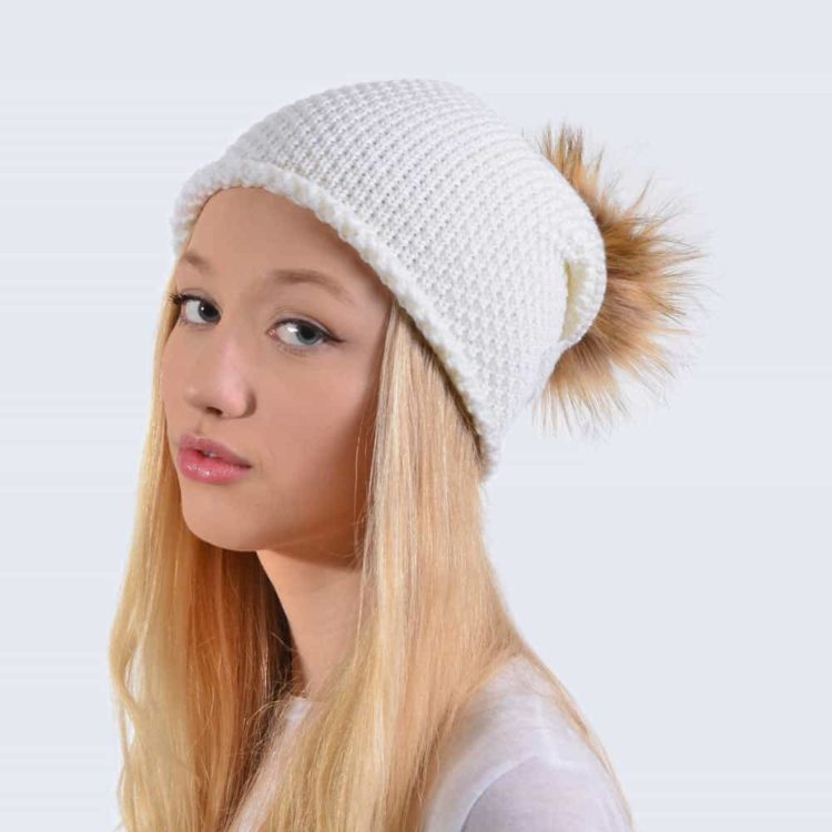 Slouch-hat-faux-ivory