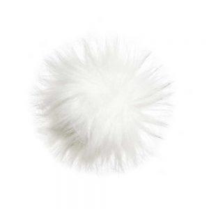 White Spare Pom Pom