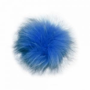 Royal Blue Spare Pom Pom