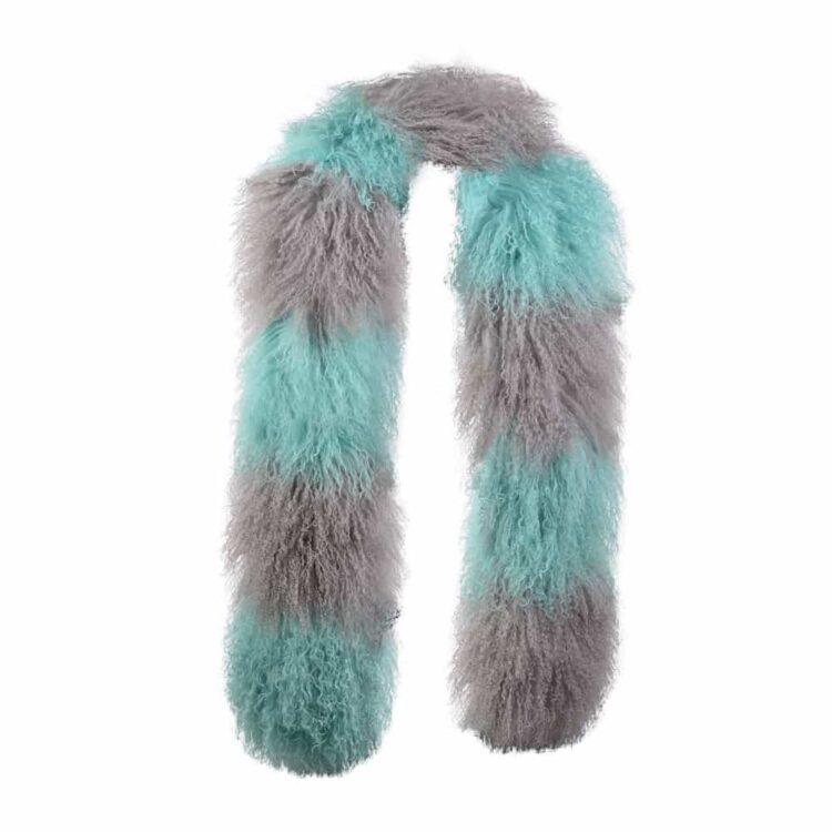 aqua-and-grey-mongo-scarf