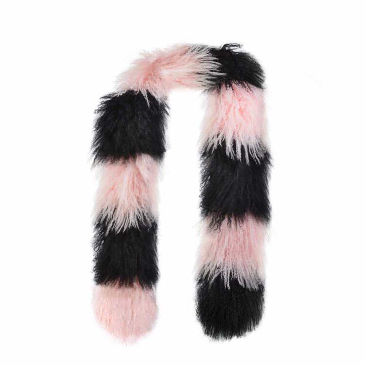 black-candypink-striped-mongo-scarf