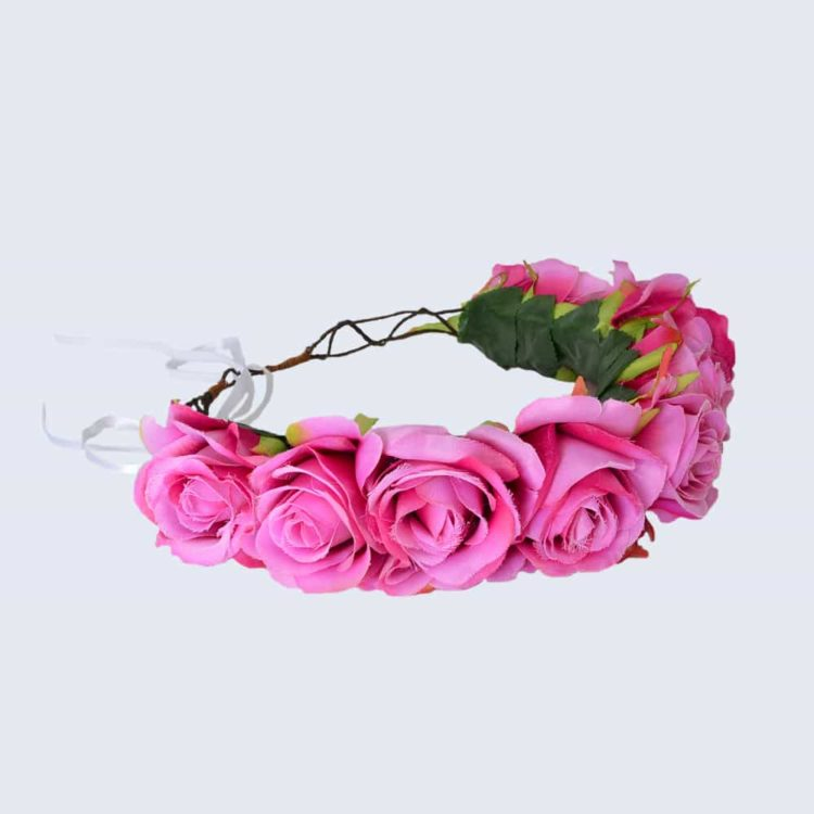 Georgina Floral Crown