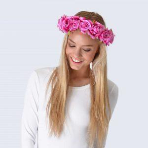 Georgina Floral Crown