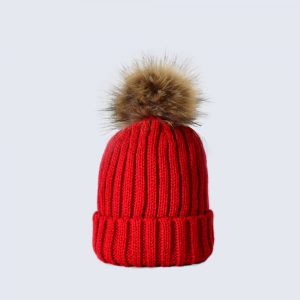 d12adad359c Tiny Tots Faux Fur Pom Pom Hats » Amelia Jane London