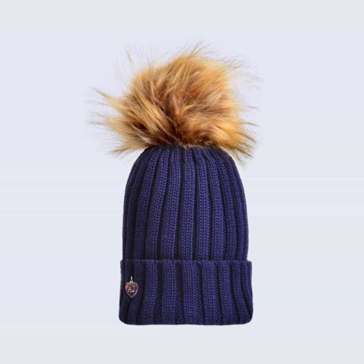 marino_new-blue-colour_hat_faux_brown