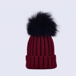 Fur Pom Pom Hats » Amelia Jane London c019996d48d